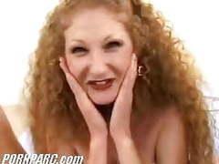 Redhead milf blowjob fucking sex 1 videos
