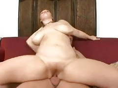 Big soft tits and red hairy pussy movies at freekiloclips.com