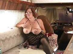 Solo #4 (mature redhead with big boobs) videos