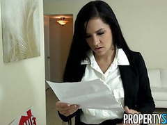 Propertysex - ruthless real estate agent fucks big dick videos