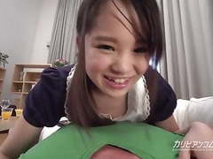 Little sister love sucking a big cock - risa oomomo tubes