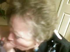 Granny 70yo suck big cock movies at kilovideos.com