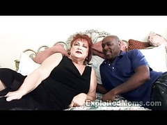 Grandma gets pussy pounded by big black cock movies at find-best-pussy.com
