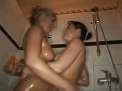 Group sex with hot german milfs 2 videos