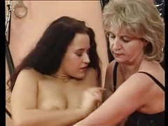 Aunt lotti's 50th birthday pt. 1 movies at lingerie-mania.com