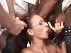Creampie orgy...bmw videos