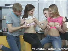 Two guys fucking eager teens movies at freekiloporn.com