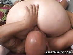Mature amateur chubby slut anal and blowjob with cum videos