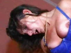 Mommy enjoys a young cock in her cunt and asshole videos