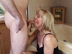 Guy cums twice during a blow-job movies at nastyadult.info