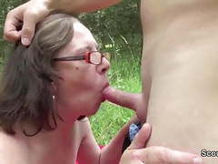 Mother get seduce to fuck german step-son hardcore in public movies