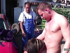 German milf mother sedcue to fuck outdoor by young boys videos