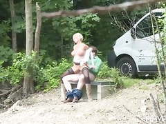 Ass fucking german milf lake side movies