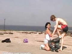 Russian amateurs fucking outdoors 2 videos