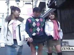 Subtitles remote control japanese public femdom teasing tubes