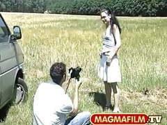 Strassenflirts: langhaariges brillenluder movies at freekilosex.com