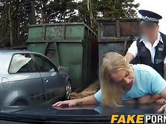 Cute blonde xena with big sexy ass railed deep by cop videos