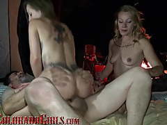 Real colorado girls milf orgy by the campfire movies at find-best-lingerie.com