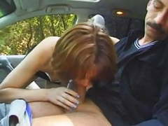 Slut got in the car with a stranger videos