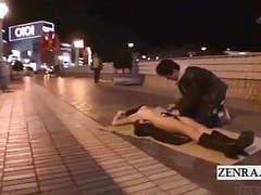 Subtitled extreme japanese public blowjob naked sushi movies at kilovideos.com