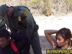 Asian border jumper gets mouth fucked movies at kilogirls.com