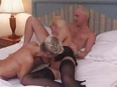 Mature couple sharing shemale...f70 movies at freekiloclips.com