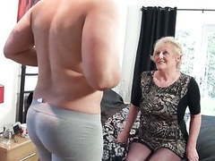 British old slut's cunt requires a new big cock every day movies at kilovideos.com