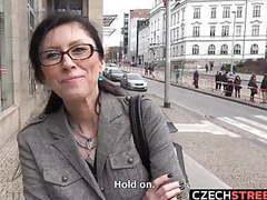 Czech milf fucked videos