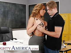 Naughty america - richelle ryan fucks her college student movies at find-best-videos.com