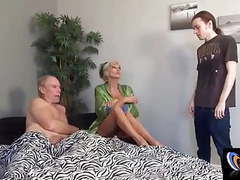 Fucking my milf sally in front of dad movies