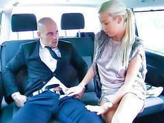 Vipsexvault - hot blonde karol lilien fucks hard on the car movies at find-best-lingerie.com