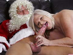 Laceystarr - i saw granny fucking santa claus videos