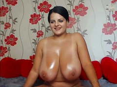 The most beautiful girl and a special night on the webcam movies at kilogirls.com