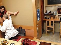 Japanese kyoka makimura and sakura aoi fuck, uncensored videos