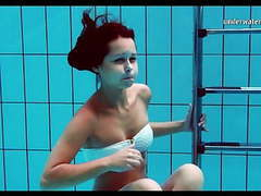 Super hot hungarian teen underwater nata szilva movies at freekiloclips.com