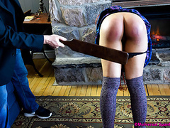 Paddled before school movies at freekiloclips.com