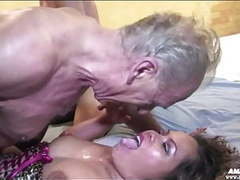 Veterans cum  grandpa likes too videos