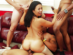 Asian milf lucky starr ir gangbang movies at find-best-ass.com