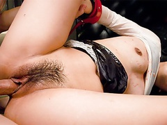 Maki kozue is a perfect sex slave in every way videos
