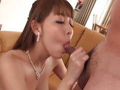 Akari asagiri :: blow job for lucky fans movies at find-best-hardcore.com