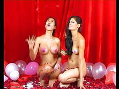 Ziva galore & baby galore - bed of roses movies at nastyadult.info
