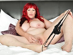 Canadian bbw milf roxee robinson will make your cock hard tubes