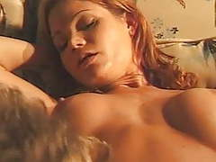 Sexy and hot redhead milf gets sexual with bestfriend movies at kilomatures.com