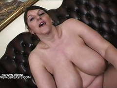 Big tits mature milf carol brown tubes