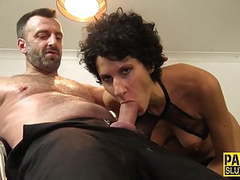 Bound milf gets released movies at kilogirls.com