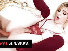 Shemaleidol - blonde ts babe ella hollywood pounded hard videos