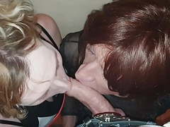 Mike facefucks lisa and tgirl gigi at sheworld sex club movies at find-best-videos.com