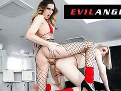 Tsplayground - trans babes casey & alexandra anal fuck movies at kilotop.com