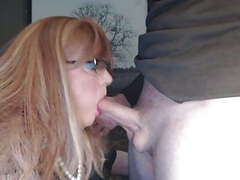 Lisa sucks huge cock movies at freekiloporn.com