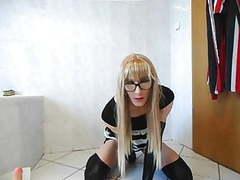 Horny crossdresser 93 videos